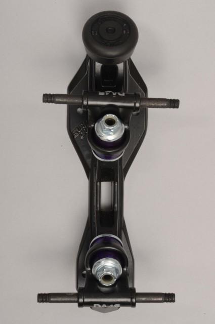 Suregrip-Avenger Black Aluminium-INTP