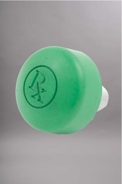 Suregrip-Rx Stopper Green Vendu A La Paire-INTP