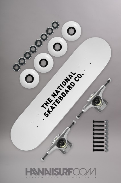 The national skateboard co-Pack National Skateboard Co