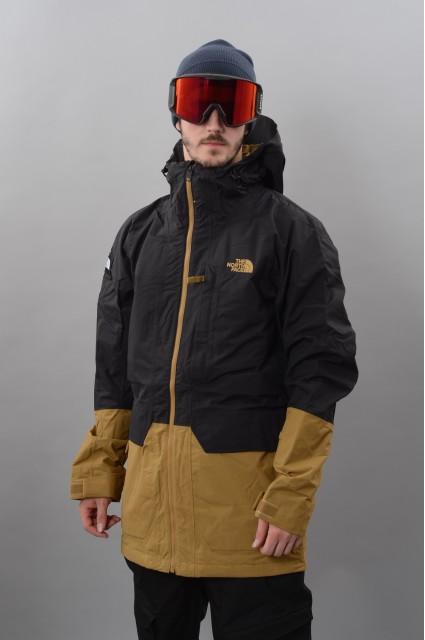 eb8dce68d7056 rouge ski noir the veste North face Chakal Veste Face The north BTvxwT