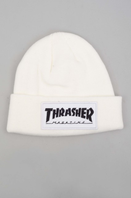 Thrasher-Beanie Patch-SPRING16