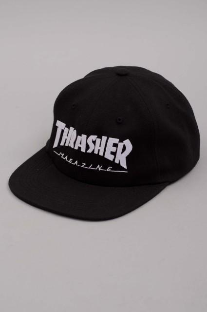 Thrasher-Magazine Logo Felt-FW17/18