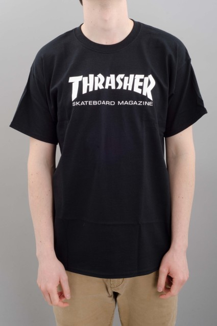 Tee-shirt manches courtes homme Thrasher-Skate Mag-FW17/18