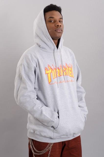 Thrasher-Sweat Hood Flame-SPRING18