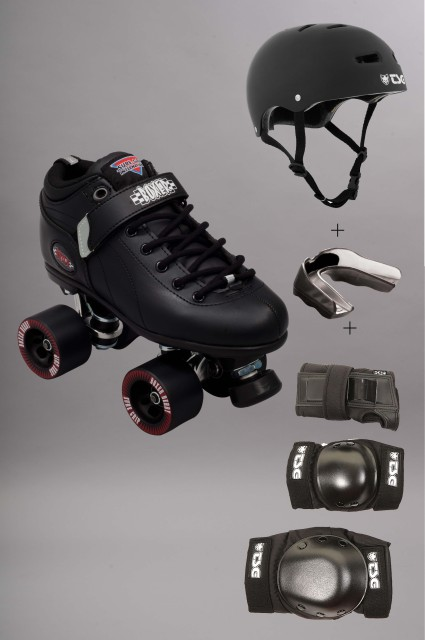 Rollers derby Tsg-Pack Boxer  Fresh Meat