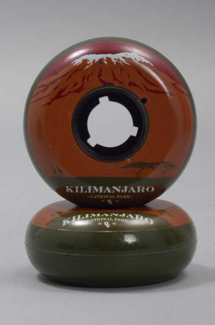 Undercover-Team Kilimanjaro 2 60mm-88a Vendues Par 4-2015