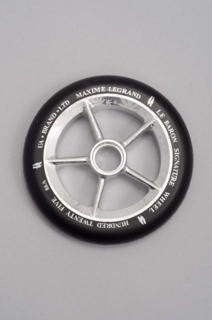 Urbanartt-125mm Baron Silver A L unite Sans Roulements-INTP