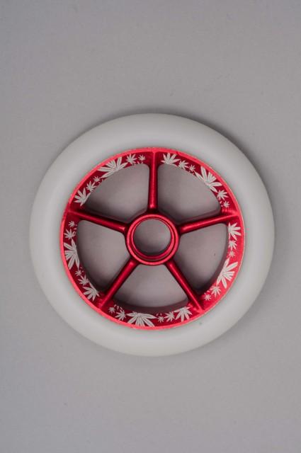 Urbanartt-125mm Le Baron Red A L unite Sans Roulements-INTP