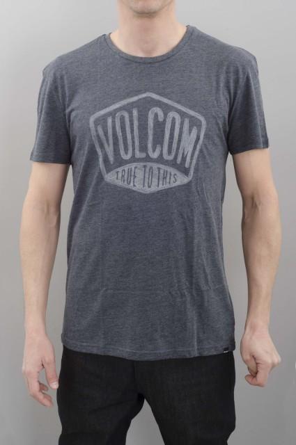Volcom-Bigboi Hth S/s Navy-SPRING16