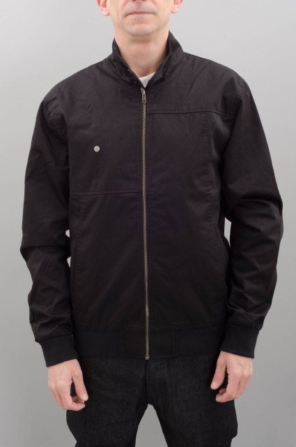 Volcom-Hoxton 2 Jacket Black-SPRING16