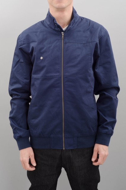 Volcom-Hoxton 2 Jacket Vintage Navy-SPRING16