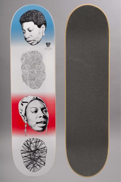 Plateau de skateboard Western edition-Keegan Four  Women-INTP