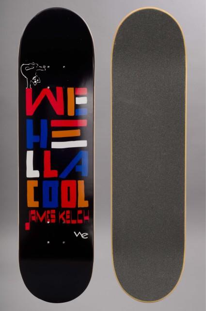 Plateau de skateboard Western edition-Kelch Hella Cool-INTP