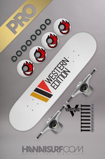 Western edition-Pack Pro