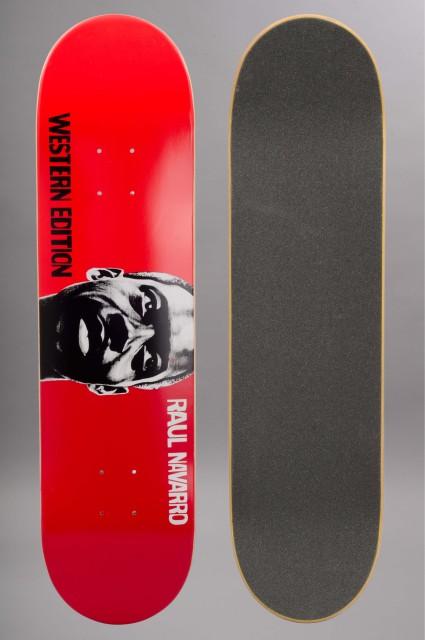 Plateau de skateboard Western edition-Raul One Off-INTP