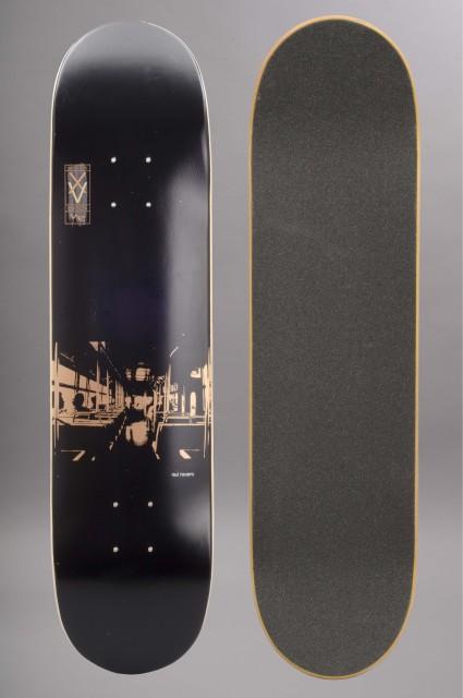 Plateau de skateboard Western edition-Raul Xv-INTP