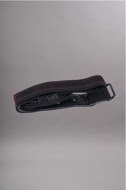 Xsjado-Strap Orteil Black/red-INTP