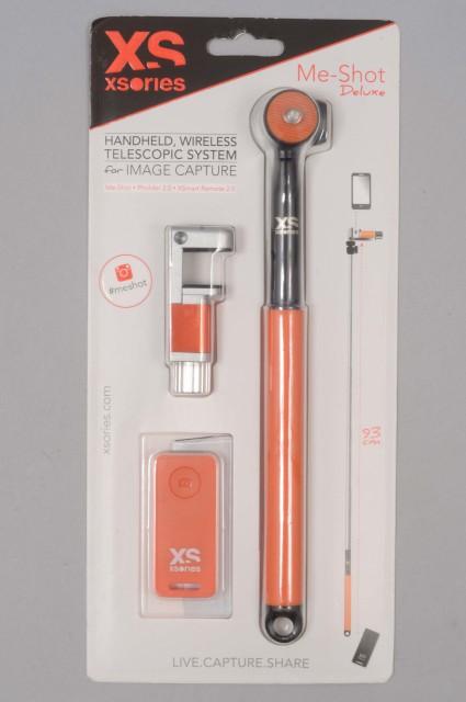 Xsories-Me Deluxe 2.0 Black/orange-INTP