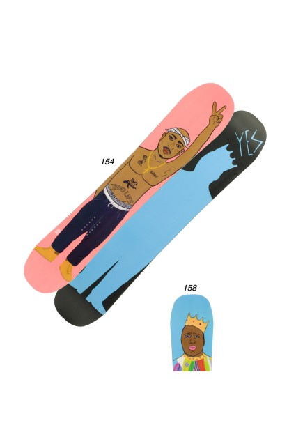 planche de snowboard homme yes snowboards yes trouble. Black Bedroom Furniture Sets. Home Design Ideas