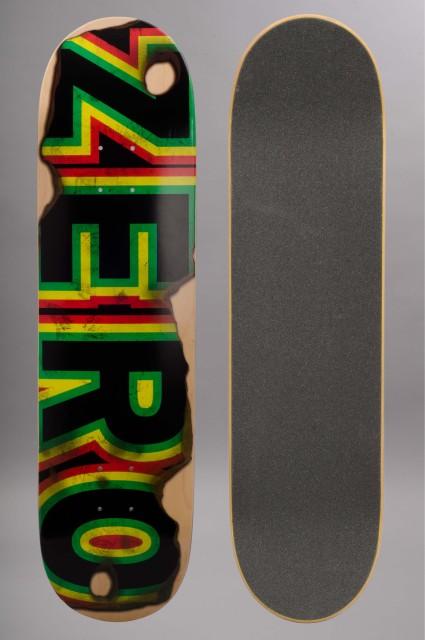 Plateau de skateboard Zero-Sandoval Burning Bold-INTP