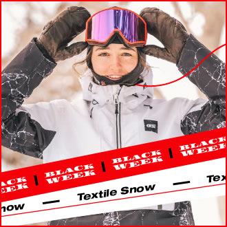 textile snow