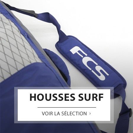 FCS HOUSSES SURF BOARDBAG